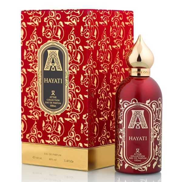 Attar Collection Hayati